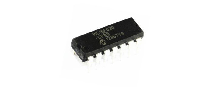 PIC16F630 Microcontroller