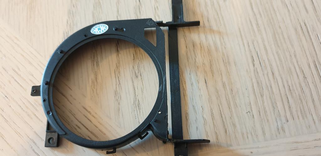 Modified Fan Socket