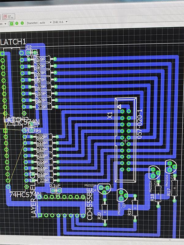 Control Board PCB Design