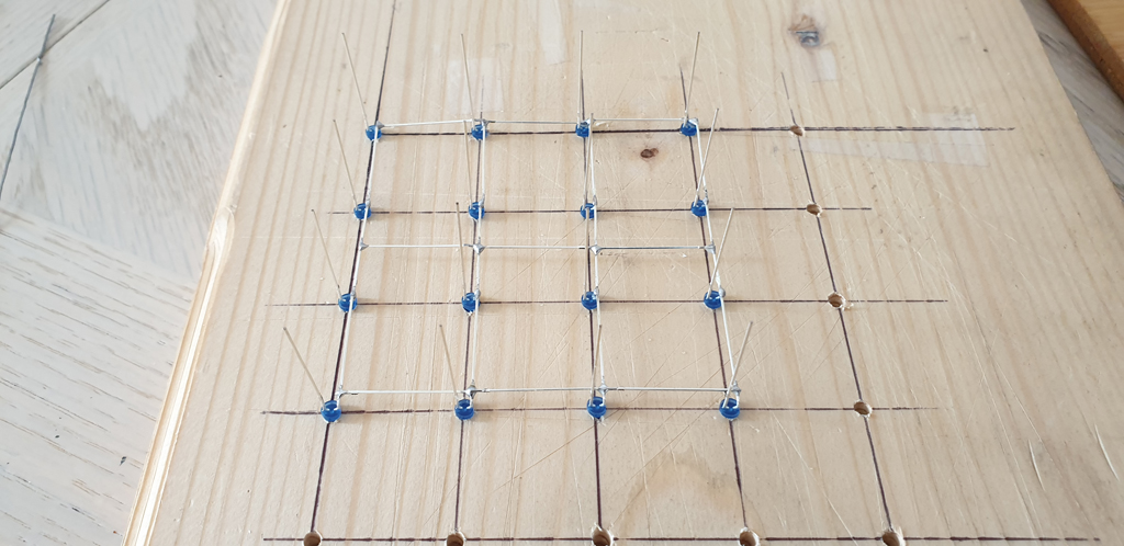 LED Layer Matrix
